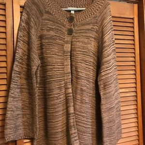 Two Button sweater